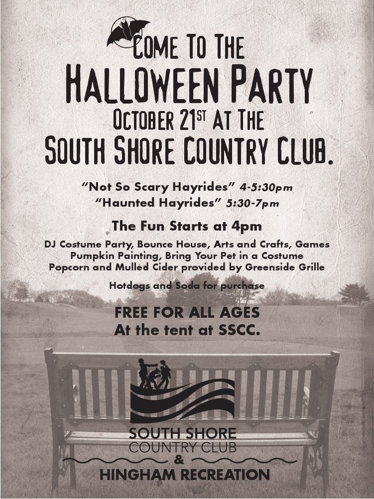 halloween party at south shore country club