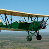 American Standard Bi-Plane Ride