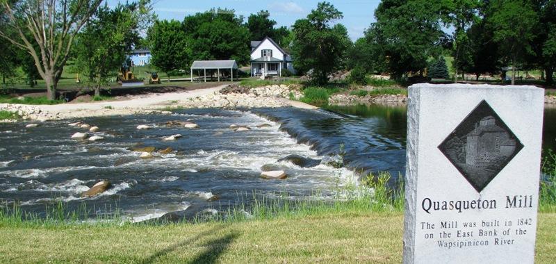 Quasqueton Mill 2014 G.Stark