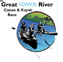Grt Iowa River Race Logo