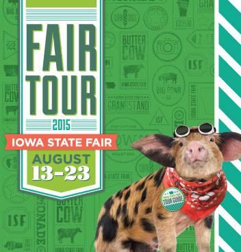 Iowa State Fair Logo 2015