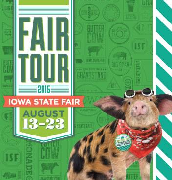 Iowa State Fair Logo 2015