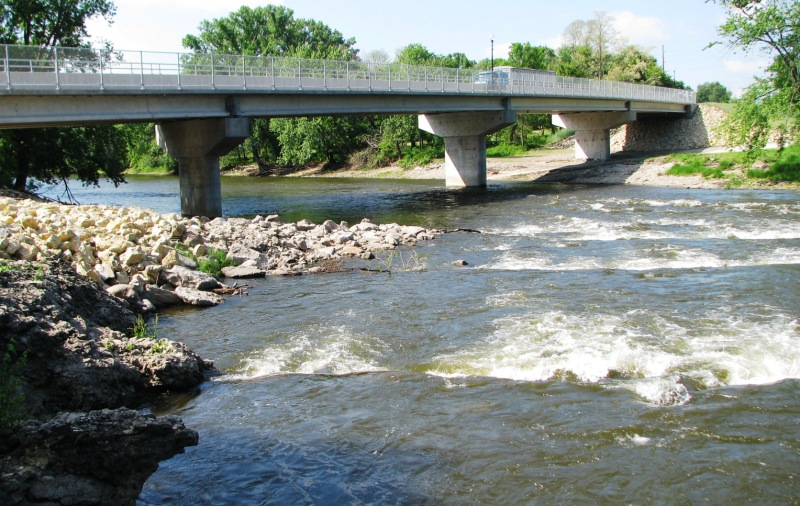Quasqueton Bridge 2014 G.Stark