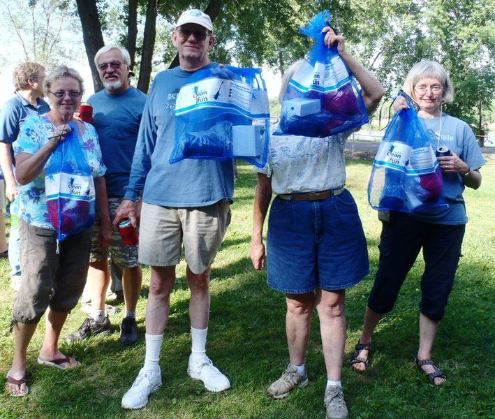 GRR 2014 Blue Bags GStark