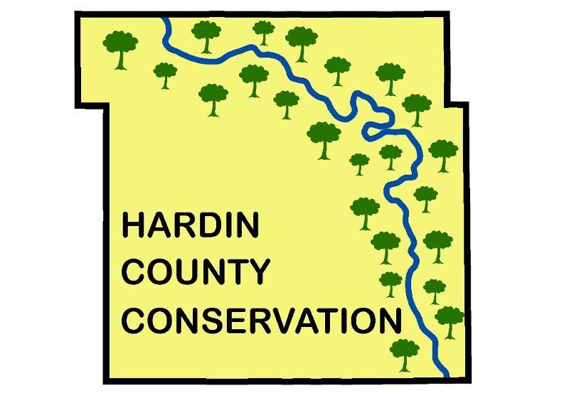 Hardin County Conservation Logo