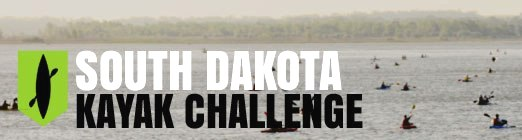 South Dakota Kayak Challenge Logo