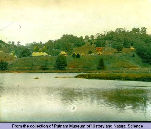 Scout Camp 1926 MaqRvr Putnam