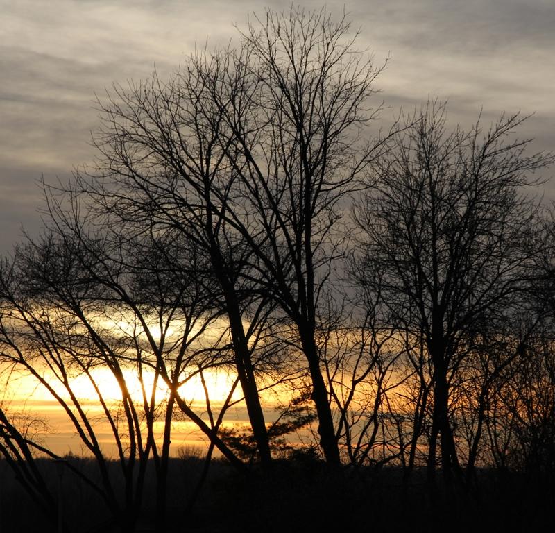 Winter Sunset G.Stark