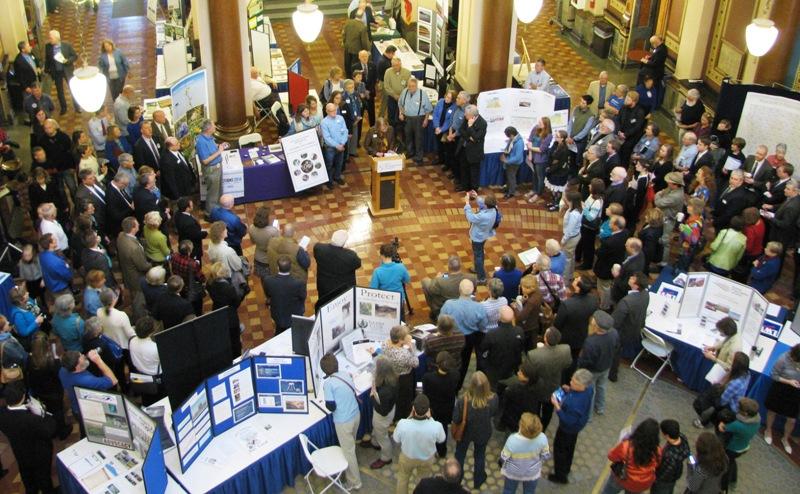 Iowa Env & REAP Day 2014
