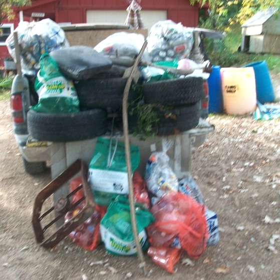 Upper Iowa River Cleanup