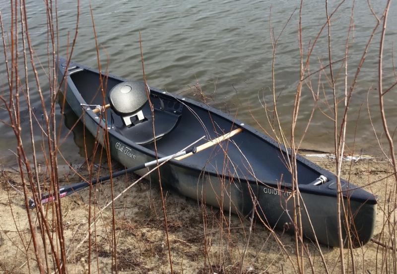 Lost Canoe Tight Shot