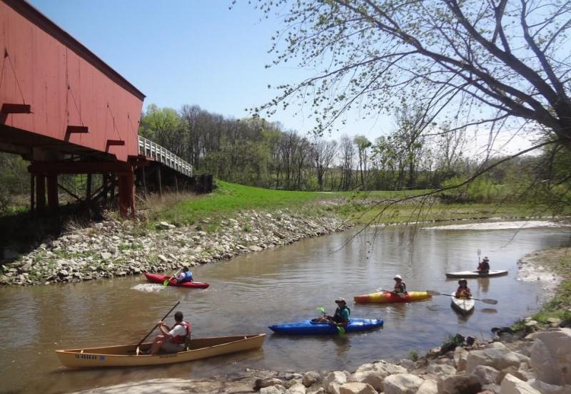 Middle River Roseman CLiechty