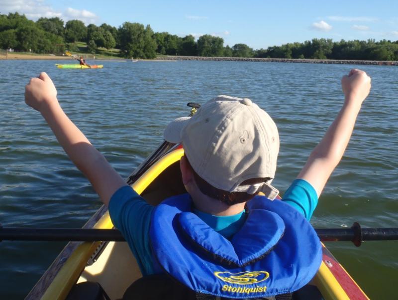 TH Kayaking Kent Park 2016 G.Stark