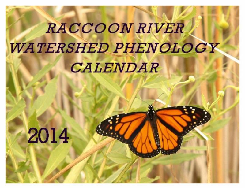 2014 Phenology Calendar LSearles