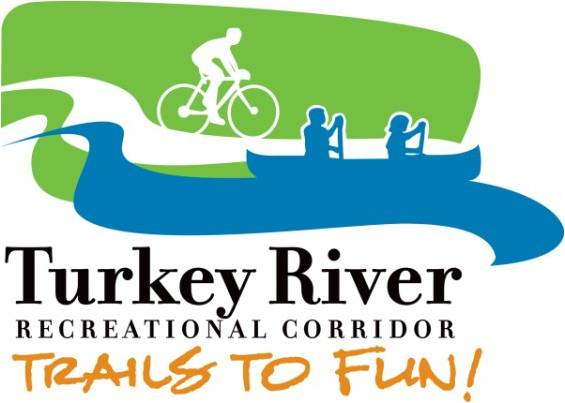 Turkey River Rec Corridor Logo