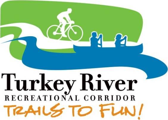 Turkey River Rec Corridor Logo