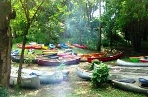 Cedar Rocks Boats