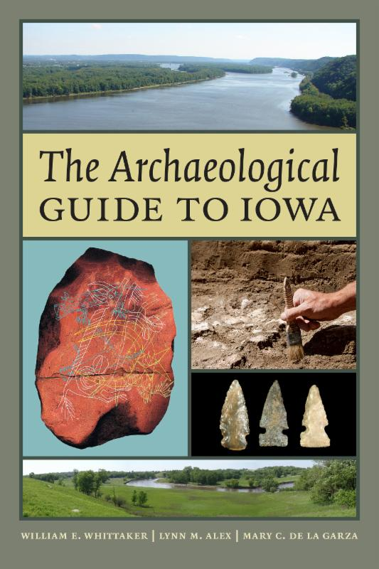 Archaeological Guide to Iowa book