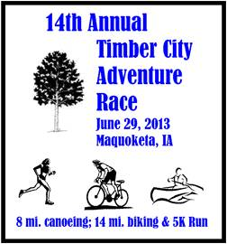 Timber City Adv Race Logo