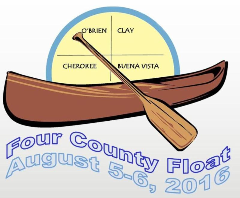 Four County Float Logo 2016
