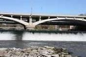 Iowa City Burlington St Bridge
