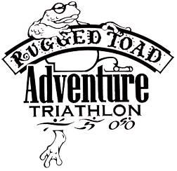 Rugged Toad Adventure Triathlon Logo