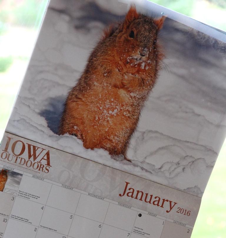 Calendar photo 2016