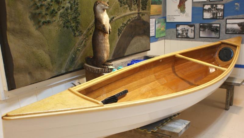 ICNC Sassafrass Canoe Raffle 2016