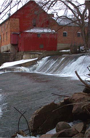 Lidtke Mill Lime Springs