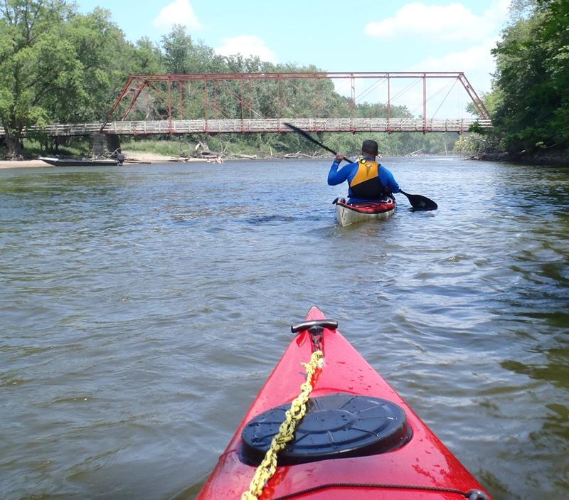 Wapsi Paddle 2012