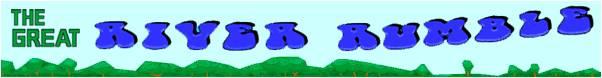 Great River Rumble Logo
