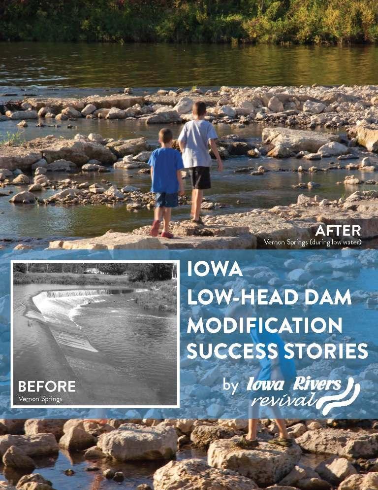 IRR Iowa Dam Success Stories Booklet