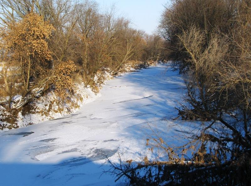 Skunk River I-80