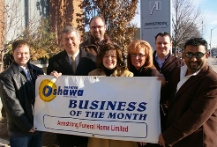 Business of the Month - Armstrong Funeral Home