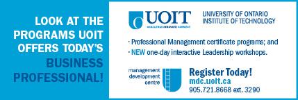 UOIT-MDC ad