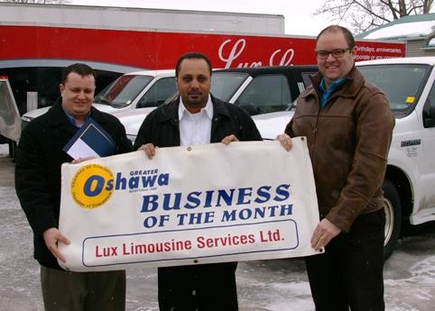 Lux Limousine Services Ltd.
