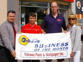 Oshawa Paint & Wallpaper Inc.