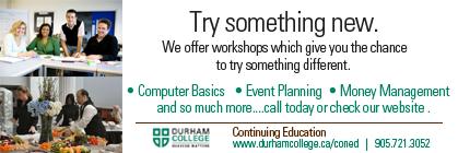 Durham College Continuing Education AD