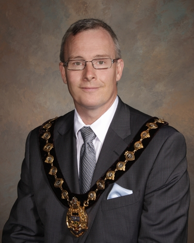 Mayor John Henry Official Photo