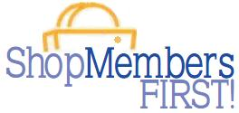 Shop Members First logo