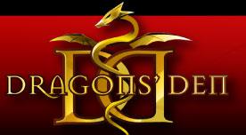 Dragons Den Logo