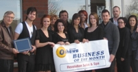 Business of the Month December 2009