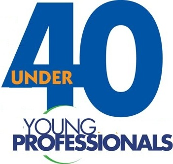Biz Under 40 logo