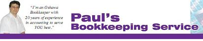 Paul's Bookkeeping Service