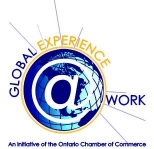 Global Experience At Work Logo