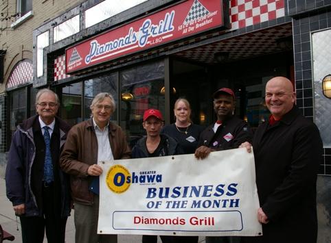 The Diamonds Grill