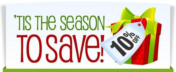 Tis the season to save