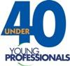Under 40 Logo