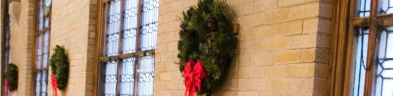 sanctuary wreaths