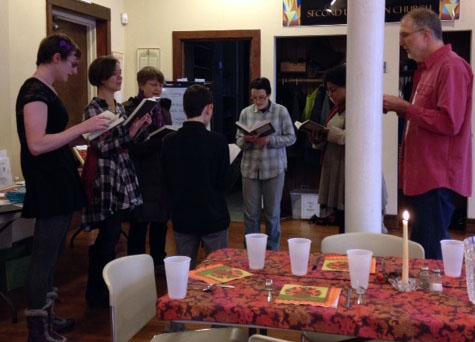 Thanksgiving choir